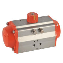 AT-88S spring return single acting aluminum air pneumatic actuator for ball valve butterfly valve