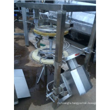 New Stainless Steel Poultry Salughter Machine: Chicken Claw Cutting Machine
