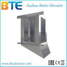 Стабильный лифт наклонной безопасности для Moutains