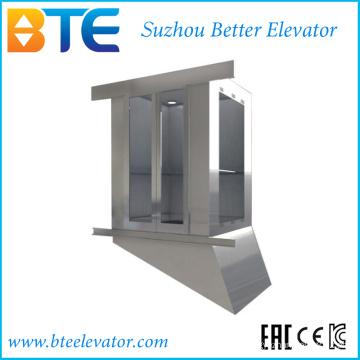 Stabile Sicherheit Neigung Aufzug für Moutains