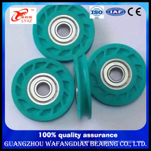 Alibaba China Promotional Plastic Cover Deep Groove Ball Bearing