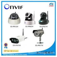 Newest Wifi Onvif Waterproof HD IP Camera, Bullet Camera 720P