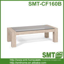 Modern coffee table top glass PB KD package with hot sale type