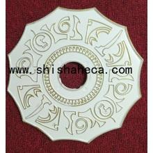 Design de moda Hookah Shisha Chicha Bandeja de fumar Nargile