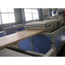 Equipo de producción de puerta PVC WPC