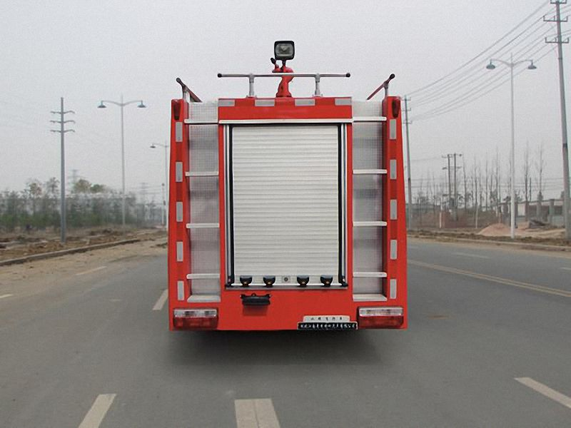 Fire Truck Fire Engine 5