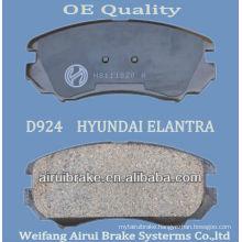 D924 Elantra/Sonata brake part