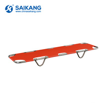 SKB1A11 Aluminum Alloy Emergency Hospital Military Medical Stretcher
