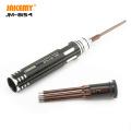 JAKEMY JM-8154 6 pcs in 1 precision screwdriver set for home appliance repair DIY repair tool