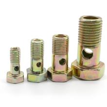 banjo bolt hollow screw M16 automotive fasteners