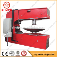 dished head spinning machine,Tank Dish Head Machine,Automatic No Template Dished Head Flanging Machine