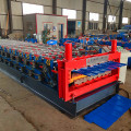 Double+Layer+Metal+Color+Steel+Roll+Forming+Machine