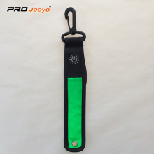 Chaveiro Refletor LED High Bright Verde Lanterna