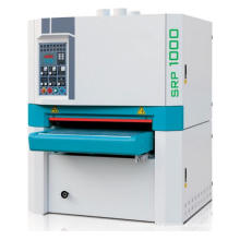 Precision Furniture Use Wide Belt Woodworking Sanding Machine