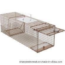Cage de capture de capture humaine vivante de l'usine de la Chine