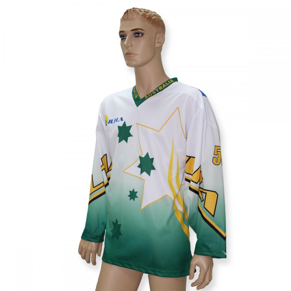 Ice hockey jersey