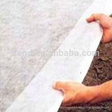 agricultura Cubierta vegetal del suelo tejida y no tejida