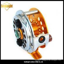 moulinet de pêche utilisé, bobine électrique pour la pêche, pêche à la mouche moulinet HB800
