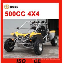 Presagia nuevas 500cc 4 X 4 van Kart con CF Moto