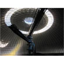 Estructura de marco espacial grande para la nave de almacenamiento de carbón de la bóveda (Andy SF001)