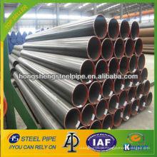 ASTM A106 GB Tubo de aço de carbono ERW