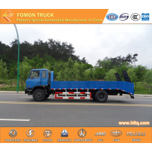 DONGFENG 190hp excavator transportation truck for export