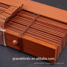 Wholesale Superior Quality Cheap Price Custom Tag Polyester Wooden Blinds