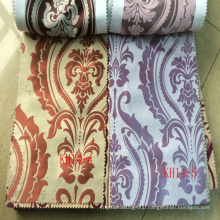 Curtain Fabric with Classic Jacquard Style- Cheap Price From Manufacture