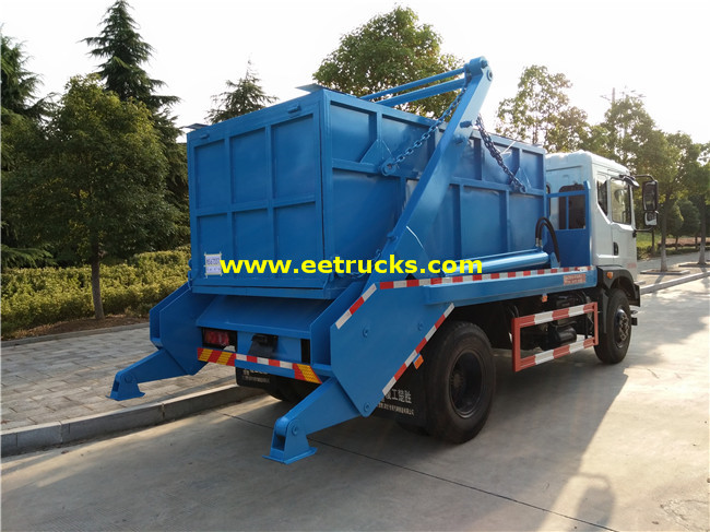 Dongfeng Swing Arm Garbage Trucks