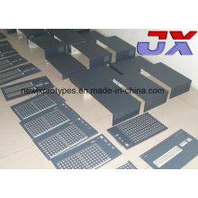 Chapa de alta calidad modificada para requisitos particulares que sella / piezas que trabajan a máquina del CNC / piezas de SLA