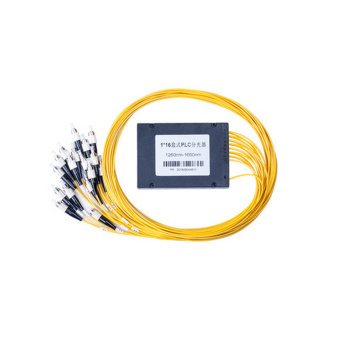 Gpon 1 16 ABS Box Optical Fiber Splitter