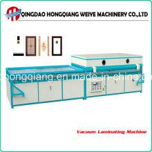 Máquina de laminado al vacío de la carpintería / máquina de la prensa del vacío