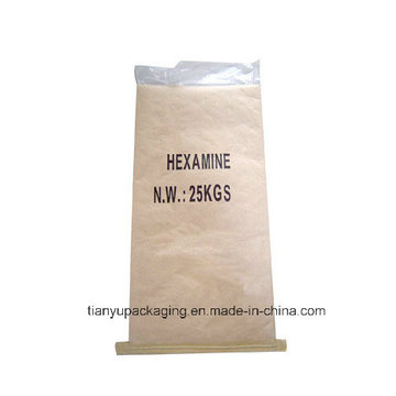 Moistureproof Kraft Paper Thin Film Composite Bag for Hexamine