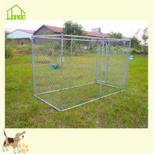 Outside large pet fence for dogs