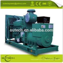 Factory price 600Kva genset, powered by Cummins KTA19-G8 engine