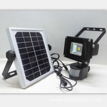 12v5w solar motion flood light