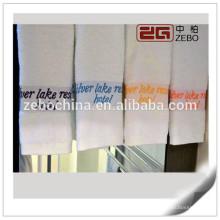 Súper calidad 32S hilo teñido de tela de colores baratos toallas de baño