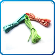 Wholesale Colorful Shoelace with Own Logo for Promotional