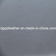 Couro resistente do PVC da mobília do Reistance do risco (QDL-515126)