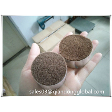 29mm Brown Dressed Horse Body Hair