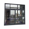 6mm single tinted glass sliding cheap wholesale price of aluminium profile window