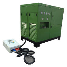 CNG compressor com CE, ISO9001approval