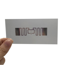 Stock Management ISO18000 6C Passive RFID UHF Tag