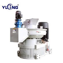 Yulong  Pine Wood pelletilzer for sale