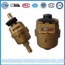 Copper Material Volumetric Water Flow Meters (DN15--DN20)
