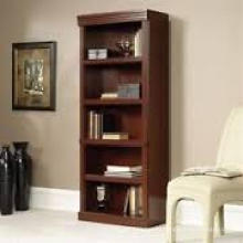 Wood Material Bookshelf for Home Use
