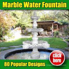 Caractéristiques modernes d'eau de conception populaire avec 15 ans de fonderie