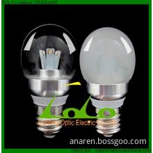 hot sale 360D lighting 4W led earth light E27 LED bulb light AC85-265V