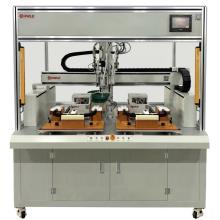 Online screwing equipment for Torx