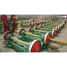 Máquina de hilar de hormigón hilado
